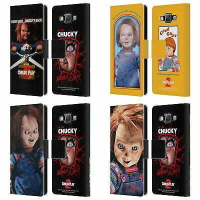 Official Child's Play Ii Key Art Leather Book Wallet Case For Samsung Phones 2
