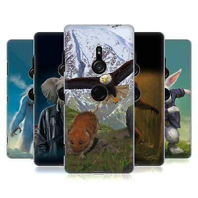 Official Vincent Hie Animals 2 Hard Back Case For Sony Phones 1