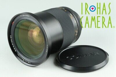 Contax Carl Zeiss Vario-Sonnar T* 28-85mm F/3.3-4 MMJ Lens for CY Mount #22129A2