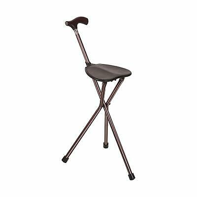 Walking Stick With Seat Switch Sticks 2-in-1 Folding Chair Storm Brand New