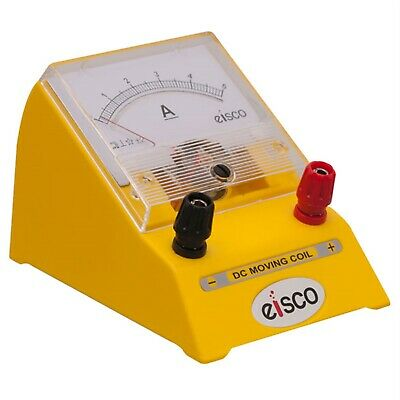 Eisco 0-5A Single Range Moving Coil Ammeter