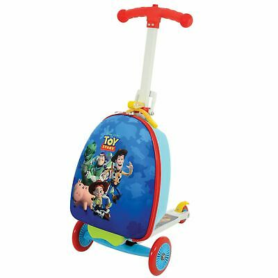 Toy Story Scootin' Valise Bagage - Scooter + Étui + Chariot