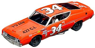 Ford Torino Talladega, NASCAR Stock Car 1968, Carrera Evolution 27521/2016 - NEU
