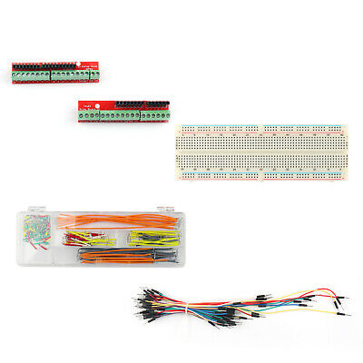 Screw Shield V2 Expansion Board+830 Point Breadboard+Jumper Wires 65+140Pcs