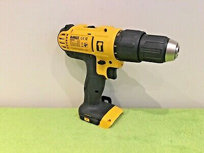 DeWALT 18v DCD776 Cordless Combi Drill - Body Only Bare Unit (4A) USED WORKING