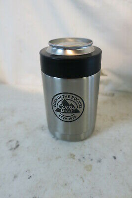 Coors Light Yeti Colster Can of Worms Can Insulated can holder