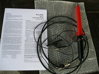 Fluke High Voltage Probe - Fluke-80K-40  40Kvolts