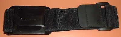 Griffin AeroSport Adjustable Armband for Apple iPod nano 6G, Black, NEW