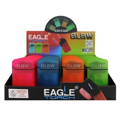 New 825305  Eagle Torch Lighters Glow Asst Clrs (20-Pack) Bbq And Grill Cheap