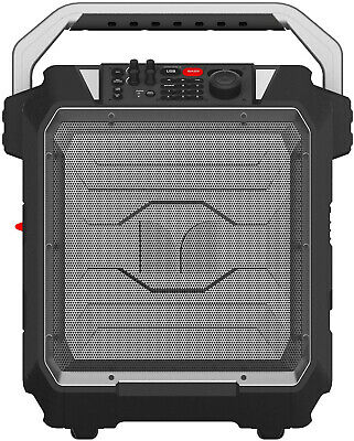 Monster Rockin' Roller Bluetooth Speaker Water Resistant 150 Watts Up to 100 hrs