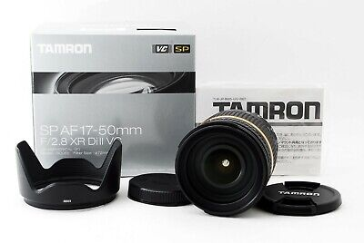 Tamron SP B005 17-50 mm F/2.8 LD Di-II XR VC for Canon [MINT] #321