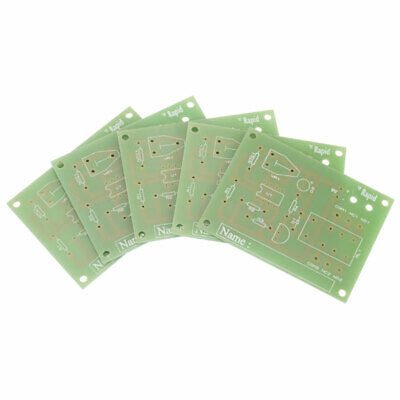 Rapid Pack of 5 PCBs for Thermistor Kit