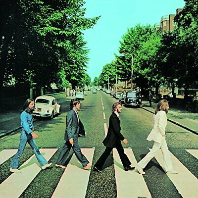 Abbey Road By Beatles (New)