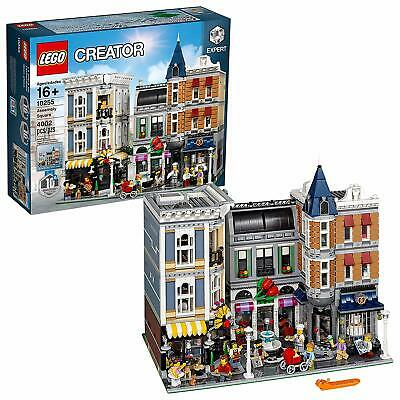 NEW IN THE BOX LEGO Creator Expert ASSEMBLY Square 10255 Building Kit