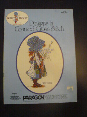 Hollie Hobby Designs In Counted Cross Stitch-Gloria & Pat- Paragon Needlecraft