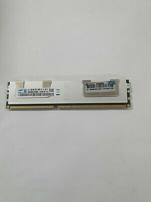 HP 628975-081 32GB 4Rx4 PC3L-8500R Quad Rank Server Memory Samsung Brand