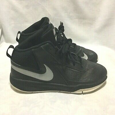 44d19c9c20 NIKE YOUTH TEAM Hustle D 7 (GS) Basketball Shoe 747998-002 Size 5Y ...