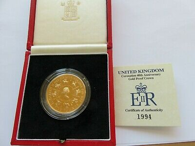 1993  five pound crown