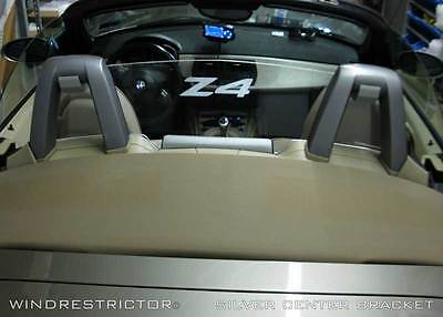 BMW Z4 e85 Convertible Wind Deflector to Reduce Turbulence and Noise wind Screen