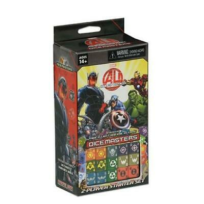 WizKids Dice Masters Marvel Age of Ultron Starter Set Box MINT