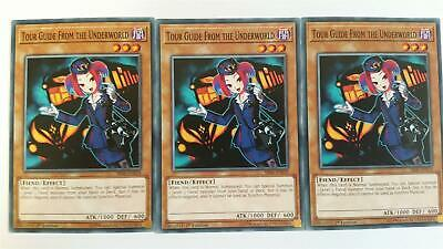 Carte Yu-Gi-Oh tour from the underworld Guide des Enfers CT09-FR013 française