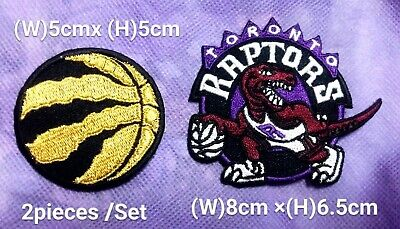 Toronto Raptors NBA Basketball Logo Embroidery iron,sewing,Patch,decorate on