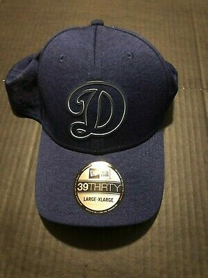 premium selection 79f94 ad5fe Los Angeles Dodgers New Era 2018 Clubhouse 39THIRTY Flex Hat L XL New