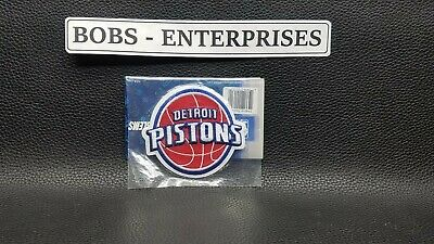 Detroit Pistons 2  rd Patch NBA White Ring NEW Extra Patches Ship FREE