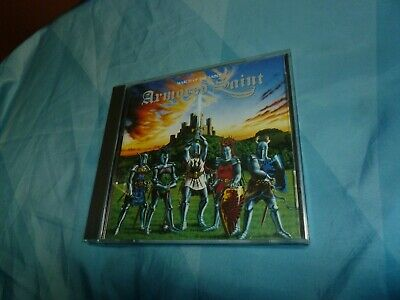 """Armored Saint"""" March Of The Saint"""" Cd 1995 Metal Blade Cema Special Markets"""