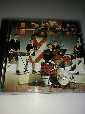 CD The Dave Clark Five Bits & Pieces #3876