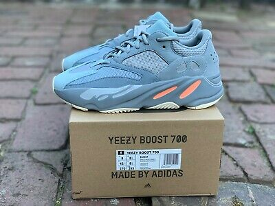 ADIDAS YEEZY BOOST 700 INERTIA OFF White EU 42 23 US 9 UK 8 12 NEU NEU !!