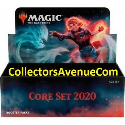 Core Set 2020 - Booster Box MTG MAGIC - SEALED English - CollectorsAvenueCom