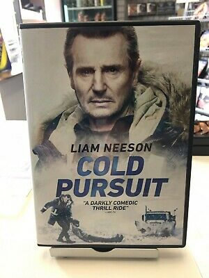 Cold Pursuit (2019, DVD) Liam Neeson, Laura Dern