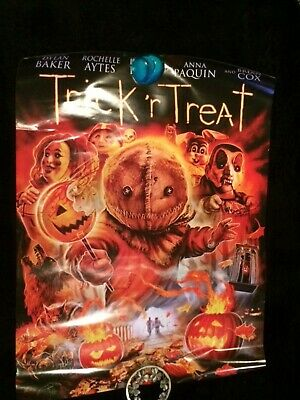 Trick 'r Treat Poster only Scream Factory exclusive