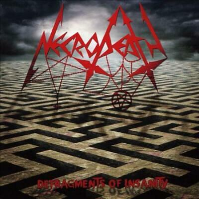 Necrodeath - Defragments Of Insanity Used - Very Good Cd