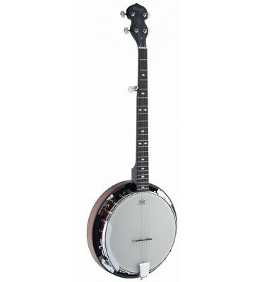 Stagg BJW24 DL - Banjo Western Deluxe 5-cordes