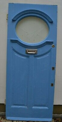 English (potential leaded light stained glass) front door. R940. DELIVERY OPTION