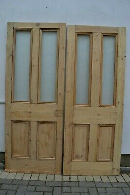 2 internal victorian style doors R914. DELIVERY OPTIONS!