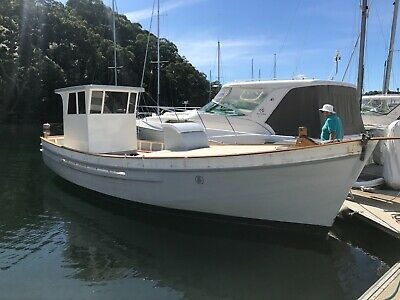Timber 30Ft Ex-Cray Boat Project  **Must Sell**