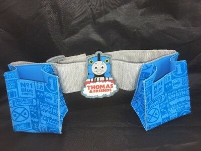 THOMAS & FRIENDS TOY BELT. With Train Pouches.