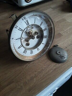 Antique Striking French Clock Movement