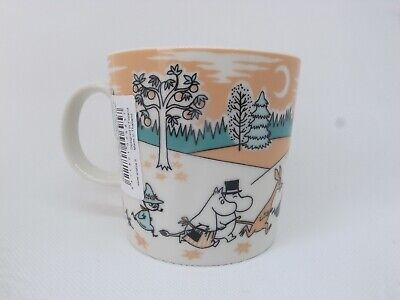 Moomin Valley Park Arabian Mug Cup  Limited Item Rare Arabia from Japan 2019