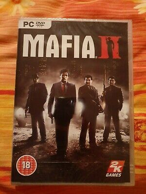Mafia Ii 2 New Sealed Pc Uk Seller
