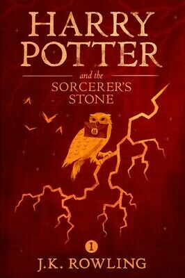 Harry Potter and the Sorcerer's Stone (Harry Potter #1) by J.K. Rowling