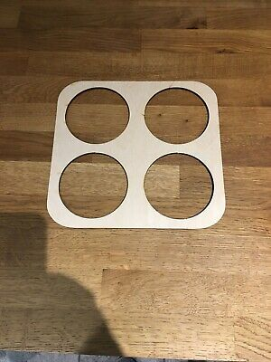 Party / Music Festival Pint Glass Drinks Tray Holder