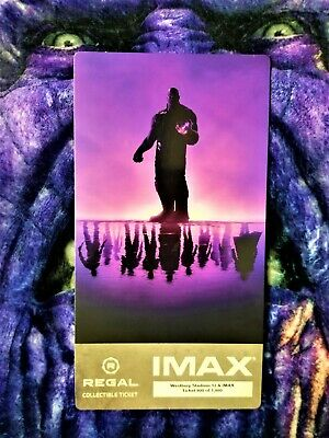 Avengers Endgame Week 1 IMAX Regal Collectible Ticket ! 900 Out Of 1,000 !