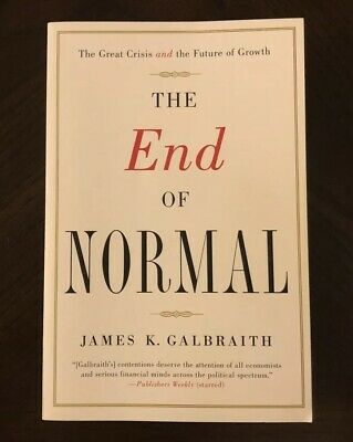 The End of Normal : The Great Crisis and the Future of Growth (2015, Paperback)