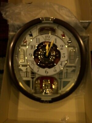 514413dce SEIKO MELODIES IN Motion Clock 2018 New - $195.95 | PicClick