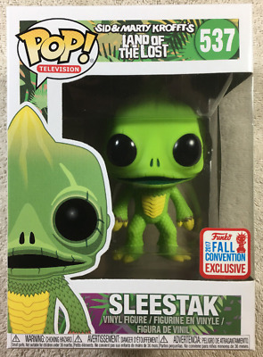 Funko Pop Sleestak Land of the Lost Fall Convention Exclusive #537 NYCC