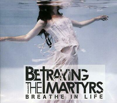 Breathe In Life, Betraying The Martyrs, Audio CD, New, FREE & FAST Delivery